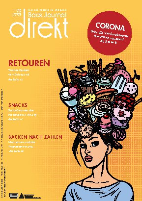 Cover Back Journal Direkt Ausg. 1, 3/2020